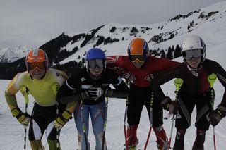 Dual Slalom Champions